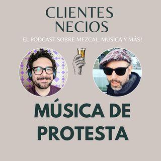 Puerto Rico y la Música de Protesta