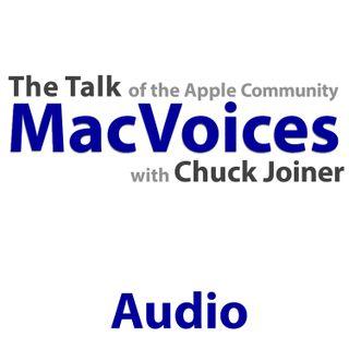 MacVoices #21148: MacVoices Live! - Big Monitors, Multiple Monitors, and Productivity (1)