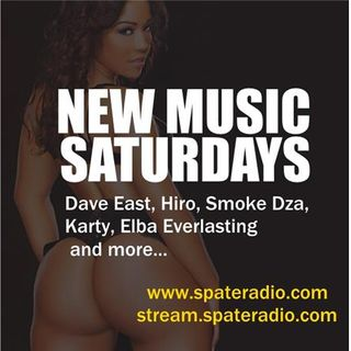 Spate Radio New Music Saturdays With Elba Everlasting and more