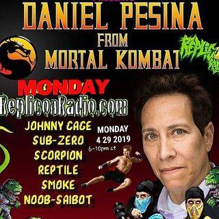 Mortal Kombat Monday - Master Daniel pesina 4/29/19 RepliconRadio