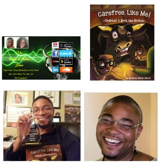 The Kevin & Nikee Show - Rashad Malik Davis - Award-Winning Author
