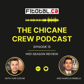 Episode 13 - Mid-season review