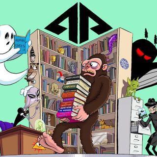 Anomaly-NOW! 4/7/2021 - UFO / UAP News, Mothman, Tarot & Journalism