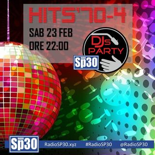#djsparty - HITs'70-4 version - Mixed By Dj Cri