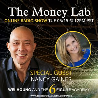 Episode #63 - Traumatic Events That Create Money Anxiety with guest Nancy Gaines