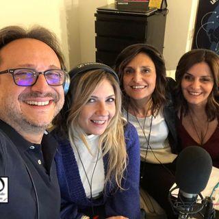 318 - Dopocena con... Laura Boccanera, Francesca Fiorentini e Roberta de Roberto - 13.02.2019
