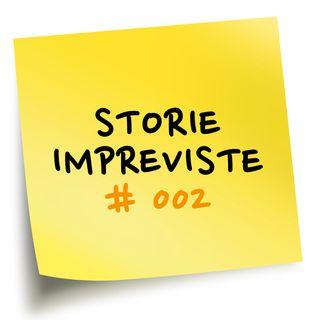 Storie impreviste #002 - Post-it
