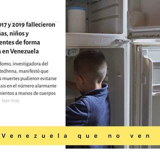 Escuche La Venezuela que no ven ni PSUV ni MUD Jueves #16Septiembre 2021