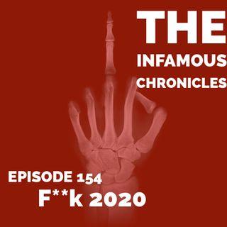 E154: F**k 2020 🖕