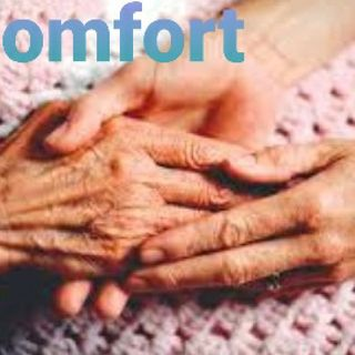 Comfort ~ The State Of Being Relaxed
