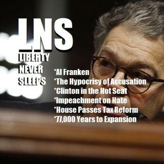 Liberty Never Sleeps 11/17/17 Show