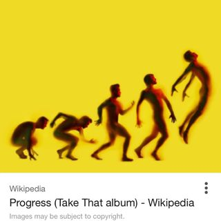 Album Highlights: Progress- take that