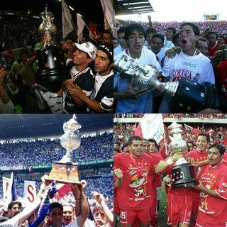 Los 4 mejores Campeones del Fútbol Mexicano