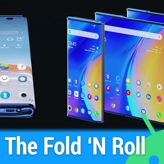 All About Android 521: The Fold 'n Roll