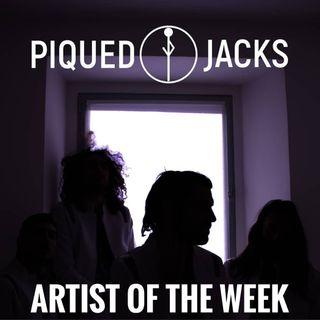 Artist of the week. Piqued Jacks