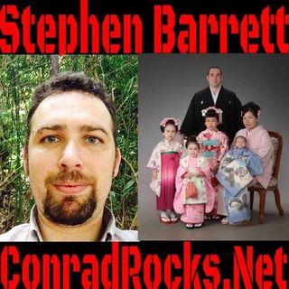 Stephen Barrett - Forgiveness in Japan