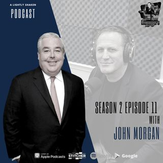 Fear is the Greatest Motivator of All Time with John Morgan