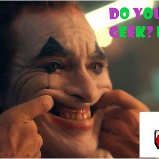 Episode 3 (Joker; Avengers: Endgame Pre-sale tickets)