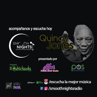 Personalidades SmoothNights: QUINCY JONES