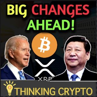 Chinese Bitcoin Miners Moving to the United States & Congressman Talks SEC Ripple XRP