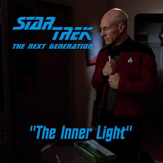 "Season 3, Episode 17: ""The Inner Light"" (TNG) with Sara Lynn Michener"