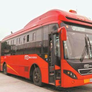 El Metrobús listo para entrar en acción al recorrido de la Línea 12 del Metro.