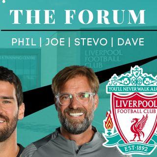 The Forum | Roy Keane, Alisson, FSG & Nike