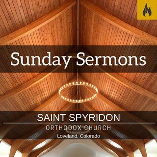 Saint Spyridon - Sunday Sermons