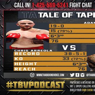 ☎️Adam Kownacki vs Chris Arreola 🥊 Live Fight Chat🗯