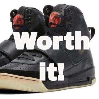 Kanye Wests Trainers: the most expensive ever sold.