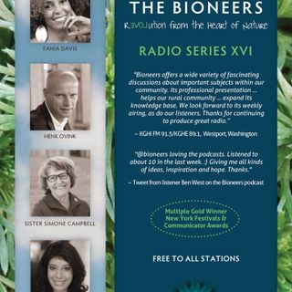 Cultural Mindshift: Full Spectrum Sustainability and Resilience - Timothy Burroughs, David W.Orr, and Tom Van Dyck | Bioneers Radio Series 1