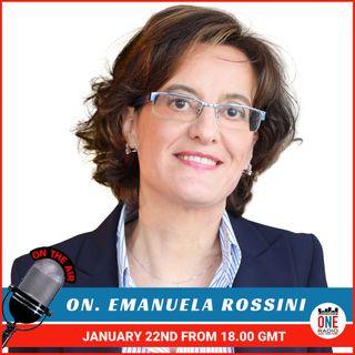 L'On. Emanuela Rossini sul futuro degli italiani in UK dopo la Brexit