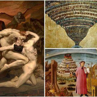 Per festeggiare il settecentesimo anniversario della morte di Dante - L'Inferno in mostra alle Scuderie del Quirinale