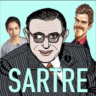 Spiego Sartre a Costanza, di Polynerdeia