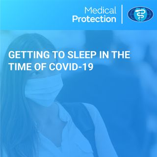 Getting to sleep in the time of COVID-19