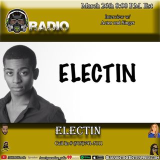 Live Interview with Electin