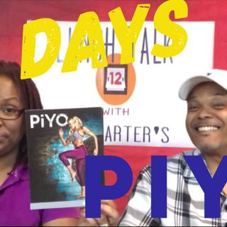 60 Days of Piyo with The Carter's