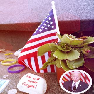 USA : President Biden To Visit Three 9/11 Attack Sites On 20th Anniversary