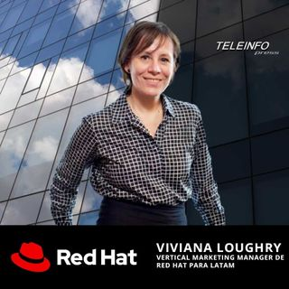 VIVIANA LOUGHRY, ES ASCENDIDA A VERTICAL MARKETING MANAGER DE RED HAT PARA LATAM