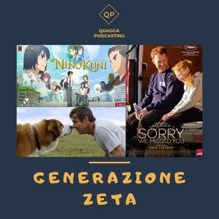 Script e cambiamenti, Sorry we missed you, Ni no kuni, Qua la zampa