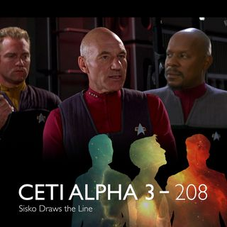 208 - Sisko Draws the Line