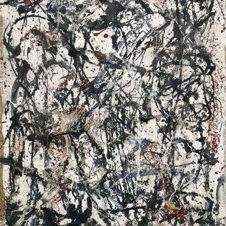 2. Critico - Jackson Pollock, Foresta incanta