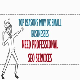 Top Reasons Why UK Small Businesses Need Professional SEO Services