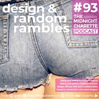 #93 - Booty Shorts & Design Offices That Aren't Creative or Collaborative