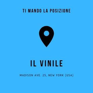 Il Vinile - Madison Avenue 25, New York (USA)