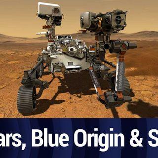 TTG Clip: Mars Rovers & Blue Origin vs SpaceX