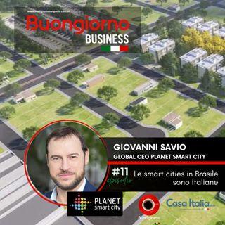 Business 11: Le smart cities in Brasile sono italiane