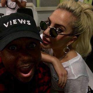 Lady Gaga Stops Through Maxwell's House