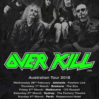 Interview with Overkill