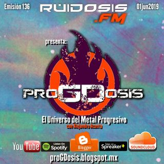 proGDosis 136 - 01jun2019 - Windtrails